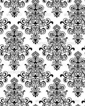 victorian wallpaper patterns Item 5 Vector Magz Download
