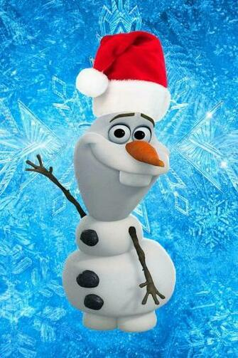 Wallpapers Frozen Wallpaper Olaf Wallpapers Christmas Wallpapers