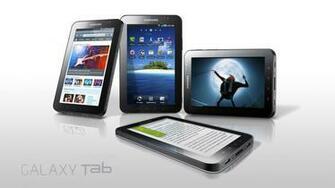 Samsung Galaxy Tab 1920x1080 HD Image Gadgets