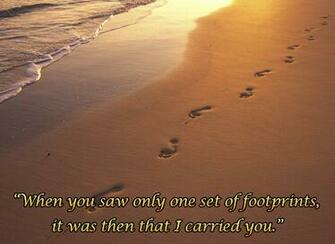 Footprints In The Sand Jpg Pictures to like or share on Facebook