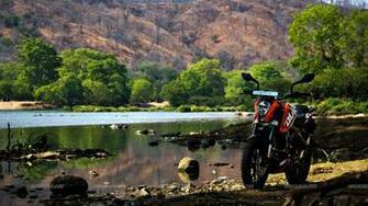 KTM Duke 200 HD wallpapers