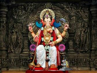 Ganesh Chaturthi Mumbai HD Pictures God figurative in 2019