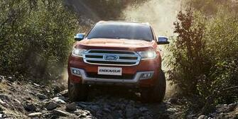 All new Ford Endeavour launch live webcast