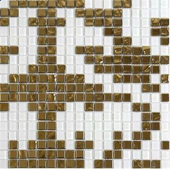 Backsplash Floor Mosaic Art Tile Design Sample ToolsQA009