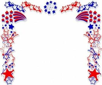 patriotic border backgrounds wallpapersjpg