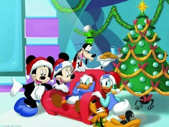 Disney Christmas wallpapers Disney Christmas background   Page 4