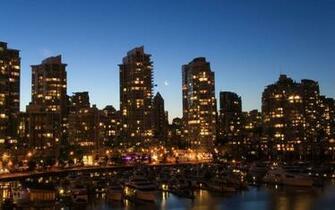 Vancouver wallpaper 3557