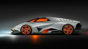 Lamborghini Egoista Concept 3 Wallpaper HD Car Wallpapers