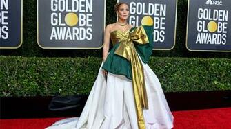 This Golden Globes Red Carpet Was Not Harvey Weinsteins Red