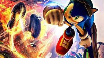 Riders Game Wallpapers HD wallpapers   Sonic Riders Game Wallpapers