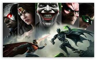Injustice Superman vs Batman HD wallpaper for Wide 53 Widescreen WGA