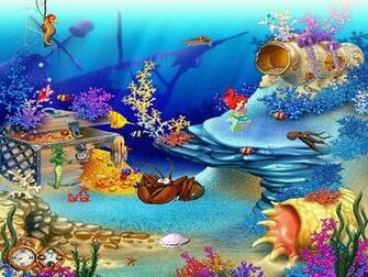 Aquarium Screensaver   Animated Aquaworld   FullScreensaverscom