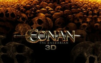 Exclusive Conan The Barbarian 3D Wallpapers   Movie Wallpapers