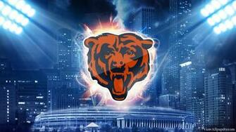 Chicago Bears Logo HD Wallpaper High Resolution download Chicago