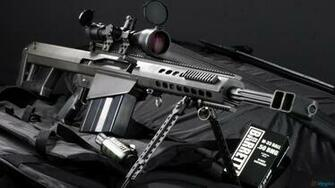 Sniper Rifle M82a1 1600x900 1788 HD Wallpaper Res 1600x900