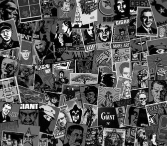 Obey Giant The Medium is the Message