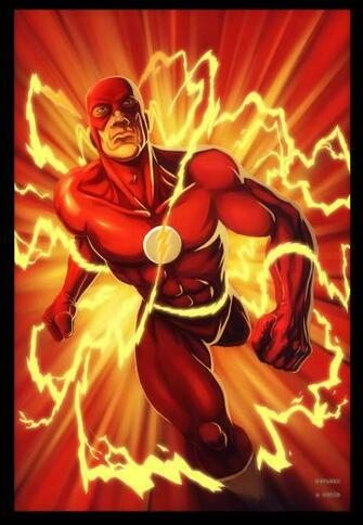 Download Superhero Science Fiction Wallpaper The Flash