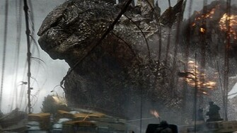 Godzilla Image 2014 02 HD Wallpaper