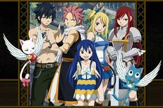 Download Fairy Tail Wallpaper   Research techniquesYour