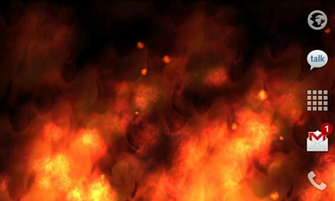 KF Flames Live Wallpaper   Android Market