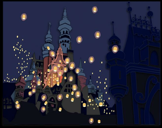 Free Download Tangled Wallpaper Lanterns Panorama Banner Tangled By 1280x343 For Your Desktop Mobile Tablet Explore 48 Tangled Floating Lanterns Desktop Wallpaper Rapunzel Wallpaper Disney Tangled Wallpaper Tangled Rapunzel Wallpaper