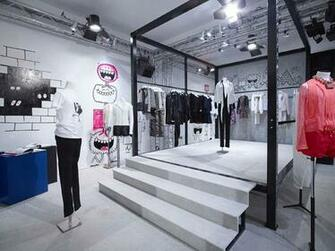 Chanel and Colette Pop Up store Fashion Wallpaper Magazine