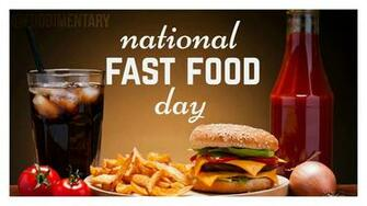 National Fast Food Day Wallpapers