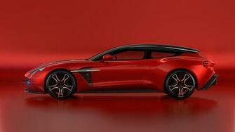 2018 Aston Martin Vanquish Zagato Shooting Brake 4K 2 Wallpaper