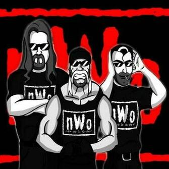Nwo Wolfpack Wallpaper Nwo wolfpack live wallpaper