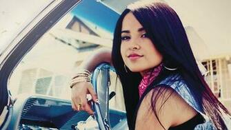 Becky G Wallpaper Hd Becky G Performs quot Can t Stop