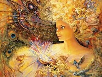 Josephine Wall Paintings Art Print Wallpapers Art Painting