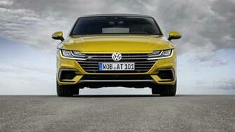 VW Arteon Six Cylinder Engine Shooting Brake Version Considered