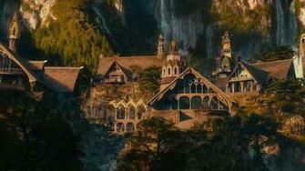 The Hobbit An Unexpected Journey images rivendell HD wallpaper