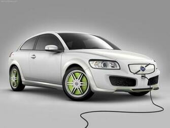 Electric Cars images Volvo ReCharge HD wallpaper and background