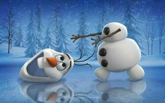 Olaf Wallpaper   Frozen Wallpaper 36065993