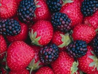 Strawberry Wallpaper   Fruit Wallpaper 6102232