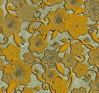 Removable Wallpaper Carving Stone Peel Stick Self Adhesive 24x96