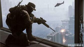 Battlefield 4 Sniper HD Wallpaper   iHD Wallpapers