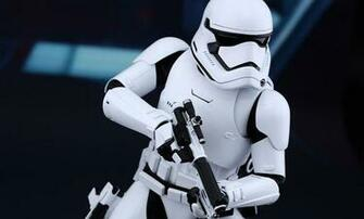 Star Wars First Order Stormtrooper Sixth Scale Figure by Hot
