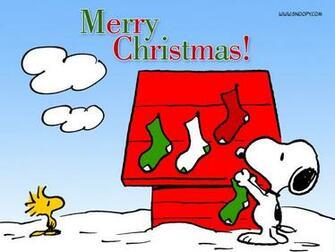 Peanuts Snoopy Christmas