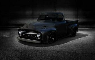 Classic Ford Truck Wallpaper Desktop Wallpaper with 1680x1050
