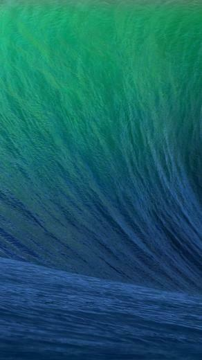 Apple mac os x mavericks iPhone 5s Wallpaper Download iPhone