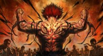 1 Baki the Grappler HD Wallpapers Background Images   Wallpaper