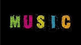Colors music wallpaper in 1366x768 resolution Music Wallpapers