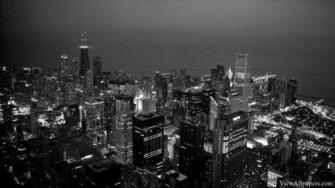 Black And White City HD Wallpaper Black Background HD Wallpapers