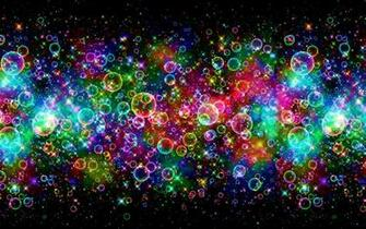 bubbles digital art desktop colorful background hd wallpaper