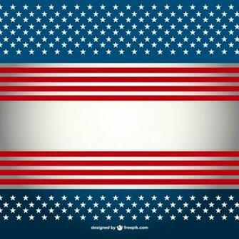 United States flag wallpaper Vector Download