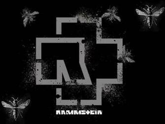 Rammstein Symbol Wallpaper   Rammstein Desktop Wallpapers Band