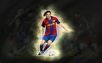 Lionel Messi Desktop Wallpaper Wallpaper Lionel Messi Football Player