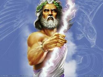 Zeus   Greek Mythology Wallpaper 687267
